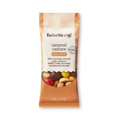 Caramel Cashew Trail Mix - 2.5oz - Favorite Day™