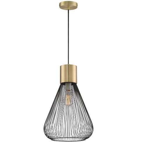 "Lite Source LS-19093 Freira Single Light 12"" Wide Pendant - image 1 of 1"