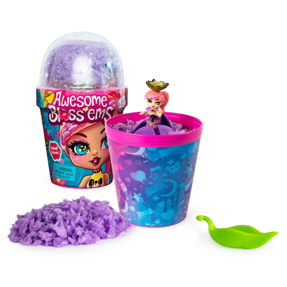 Awesome Bloss 39 Ems Magical Growing Flower Themed Scented Collectible Doll Blind Pack
