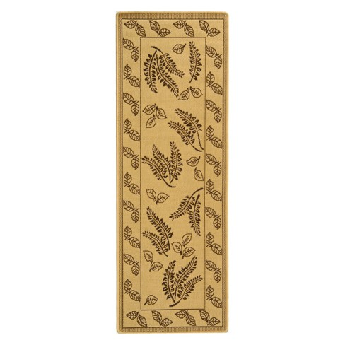 Susette Rug - Natural/Brown - Safavieh® - image 1 of 3