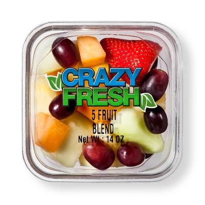 Five Fruit Blend - 14oz