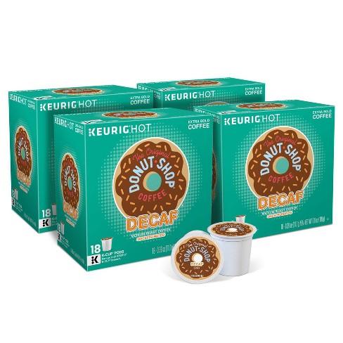 The Original Donut Shop Decaf Medium Roast Coffee - Keurig K-Cup Pods - 72ct - image 1 of 7