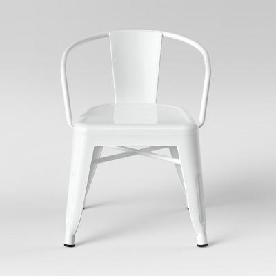Kids Industrial Activity Chair White - Pillowfort™