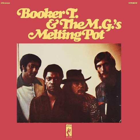 Booker T & The MGs - Melting Pot (Vinyl) - image 1 of 1