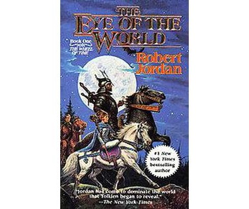 The Eye of the World ( Wheel of Time) (Reprint) (Paperback) - image 1 of 1