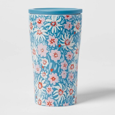 10oz Stoneware Printed Tumbler with Lid - Opalhouse™