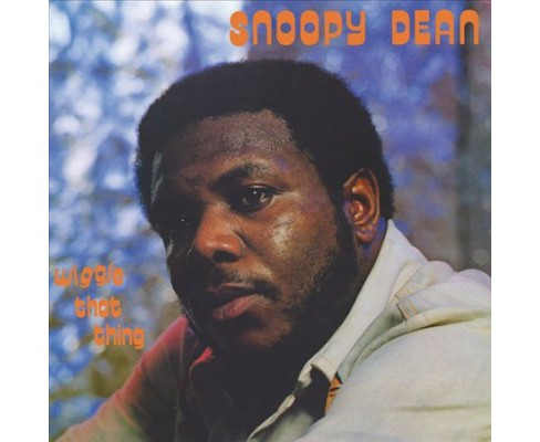 Snoopy Dean - Wiggle That Thing (CD) - image 1 of 1