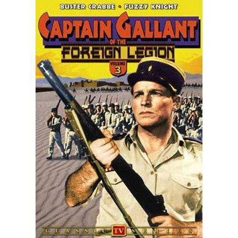 Captain Gallant of the Foreign Legion: Volume 3 (DVD) - image 1 of 1