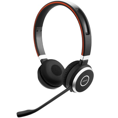 Jabra Evolve 65 MS Stereo Wireless Headset / Music Headphones
