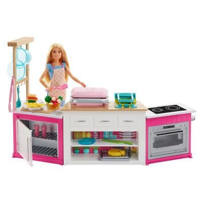 Barbie Ultimate Kitchen Playset : Target