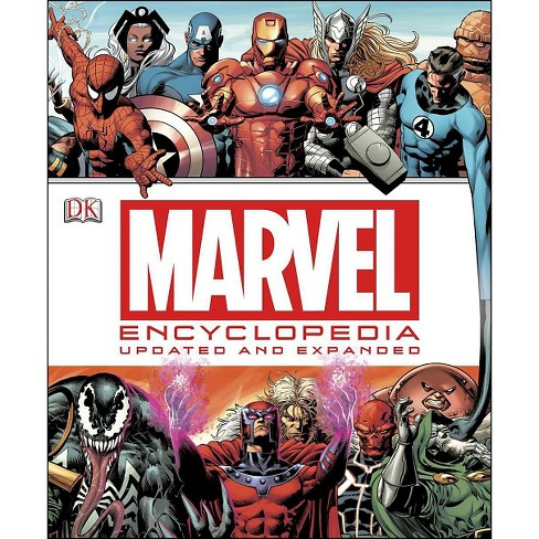 Marvel Encyclopedia : The Definitive Guide to the Characters of the Marvel Universe (Revised) - image 1 of 2