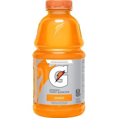 Gatorade Orange Sports Drink - 32 fl oz Bottle