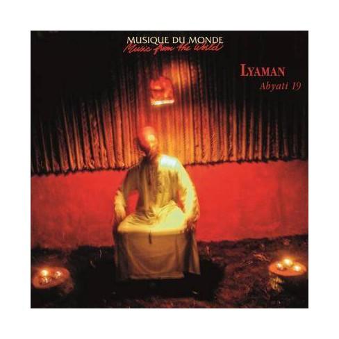 Lyaman - Abyati 19 (CD) - image 1 of 1