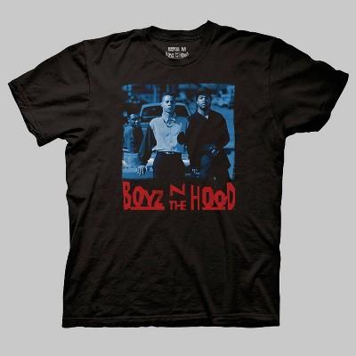 Men's Boyz n the Hood Short Sleeve Graphic Crewneck T-Shirt - Black