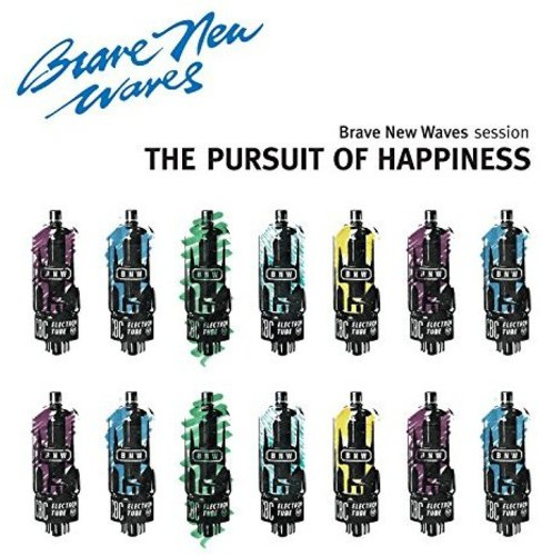 Pursuit Of Happiness - Brave New Waves Session (CD) - image 1 of 1