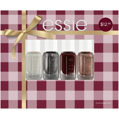 Essie Target Exclusive Holiday Collection Mini Kit   4pc by Essie