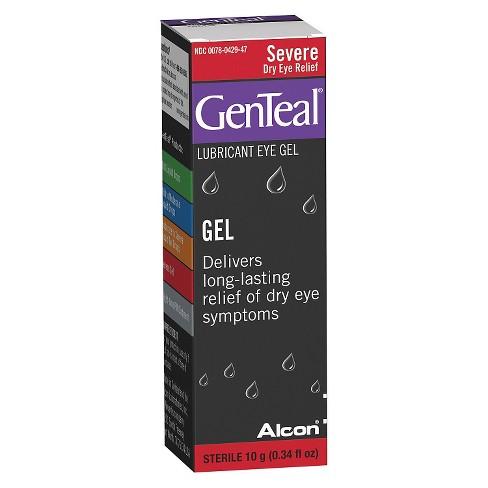 GenTeal Severe Dry Eye Relief Lubricant Eye Gel