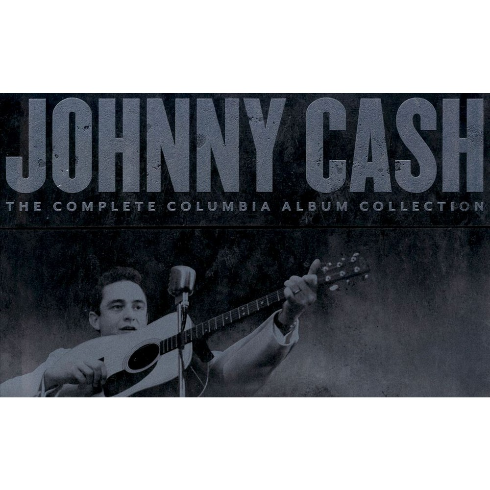 Johnny Cash - Complete Columbia Collection (CD)