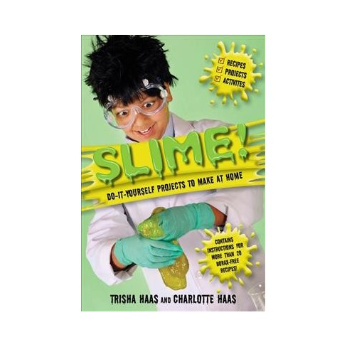 Slime Do It Yourself Projects To Make At Home Paperback Trisha