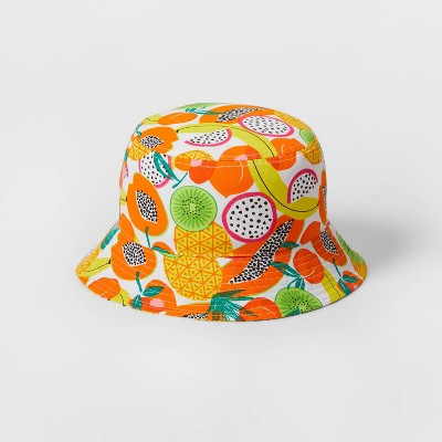 Kids' Bucket Hat Mixed Fruits - Sun Squad™