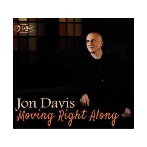 Jon DavisJon Davis - Moving Right AlongMoving Right Along (CD) - image 1 of 1