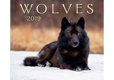 Wolves 2019 -  (Paperback) - image 1 of 1
