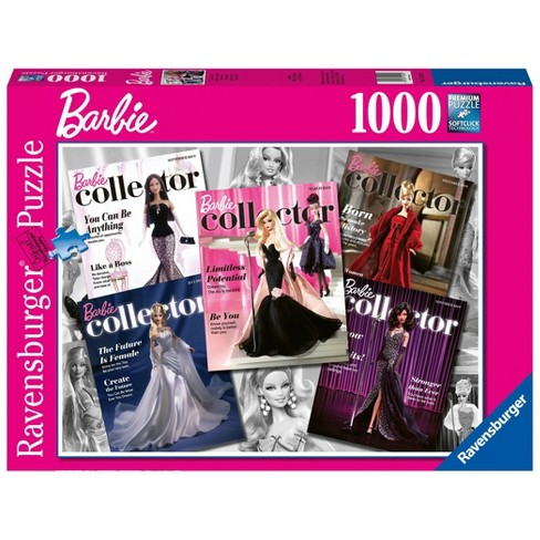 Ravensburger Fashion Barbie Puzzle 1000pc - image 1 of 2