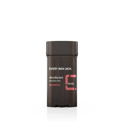 Every Man Jack Cedarwood Deodorant - 3oz