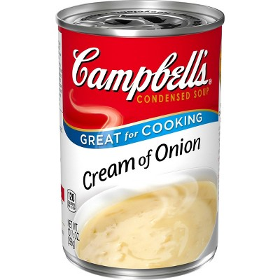 Campbell's Condensed Cream of Onion Soup 10.5oz