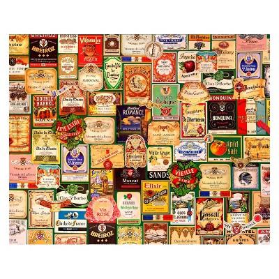 Springbok Off The Vine 1000pc Jigsaw Puzzle