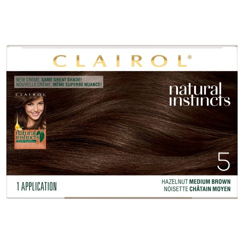 Clairol Natural Instincts Ammonia-Free Temporary Hair Color   Target 755d244061