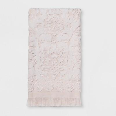 Textured Bath Towel Fresh White - Threshold™