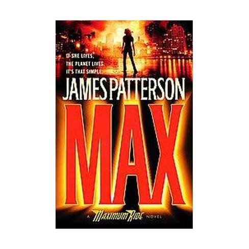 MAX ( Maximum Ride) (Reprint) (Hardcover) - image 1 of 1