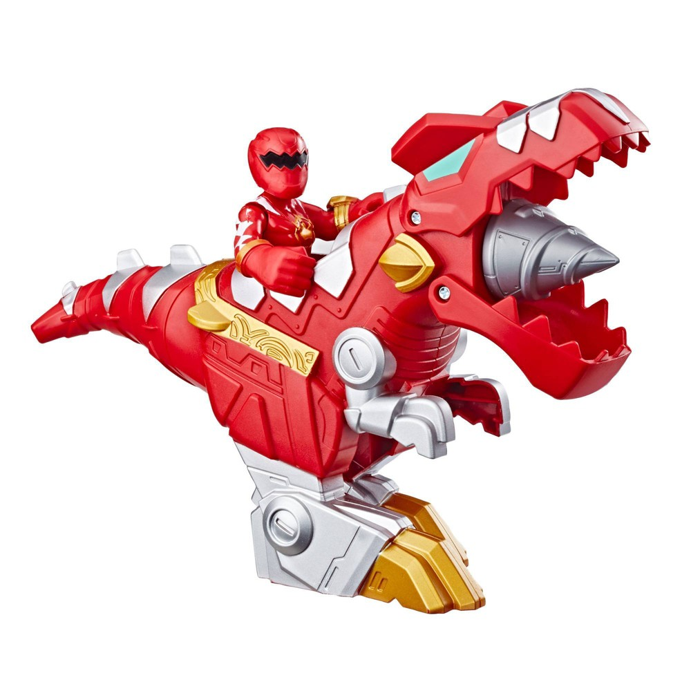 Hasbro Power Rangers Red Ranger And T-rex Zord