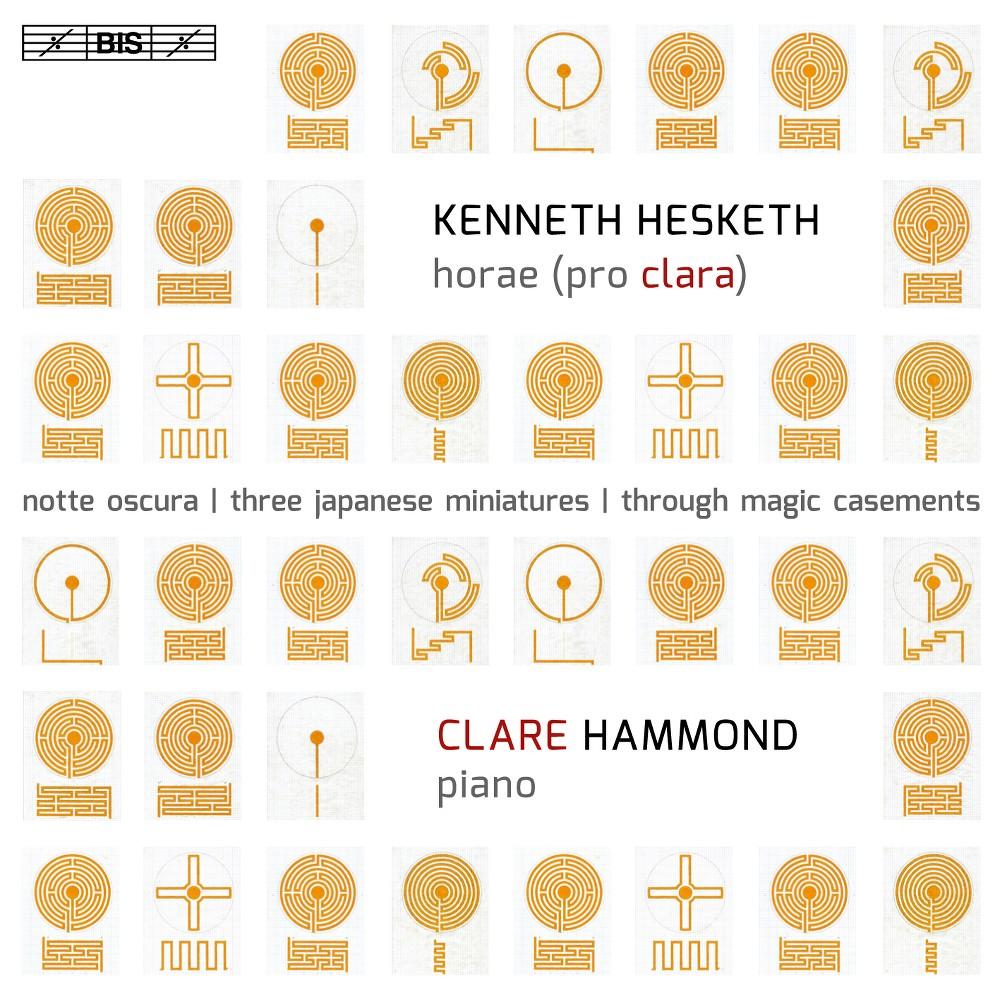 Clare Hammond - Hesketh:Horae (Pro Clara) (CD)