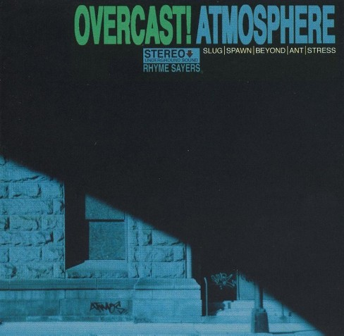 Atmosphere - Overcast (CD) - image 1 of 1