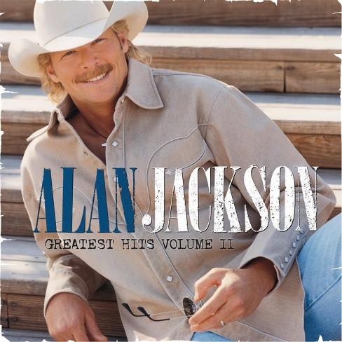Alan Jackson - Greatest Hits, Vol. 2 (CD) - image 1 of 1