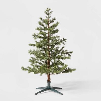 4ft Unlit New Growth Balsam Fir Artificial Christmas Tree - Wondershop™
