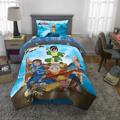 Avatar: The Last Airbender Bed in a Bag