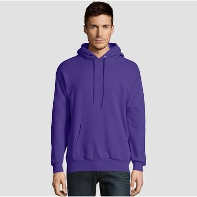 Hanes Men's Big & Tall EcoSmart Fleece Pullover Hooded Sweatshirt