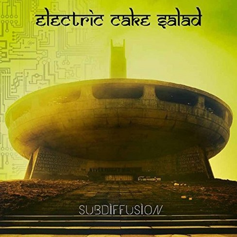 Electric Cake Salad - Subdiffusion (Vinyl) - image 1 of 1