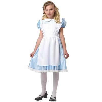 California Costumes Alice in Wonderland Child Costume