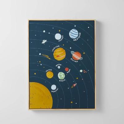 Space Wall Art - Pillowfort™