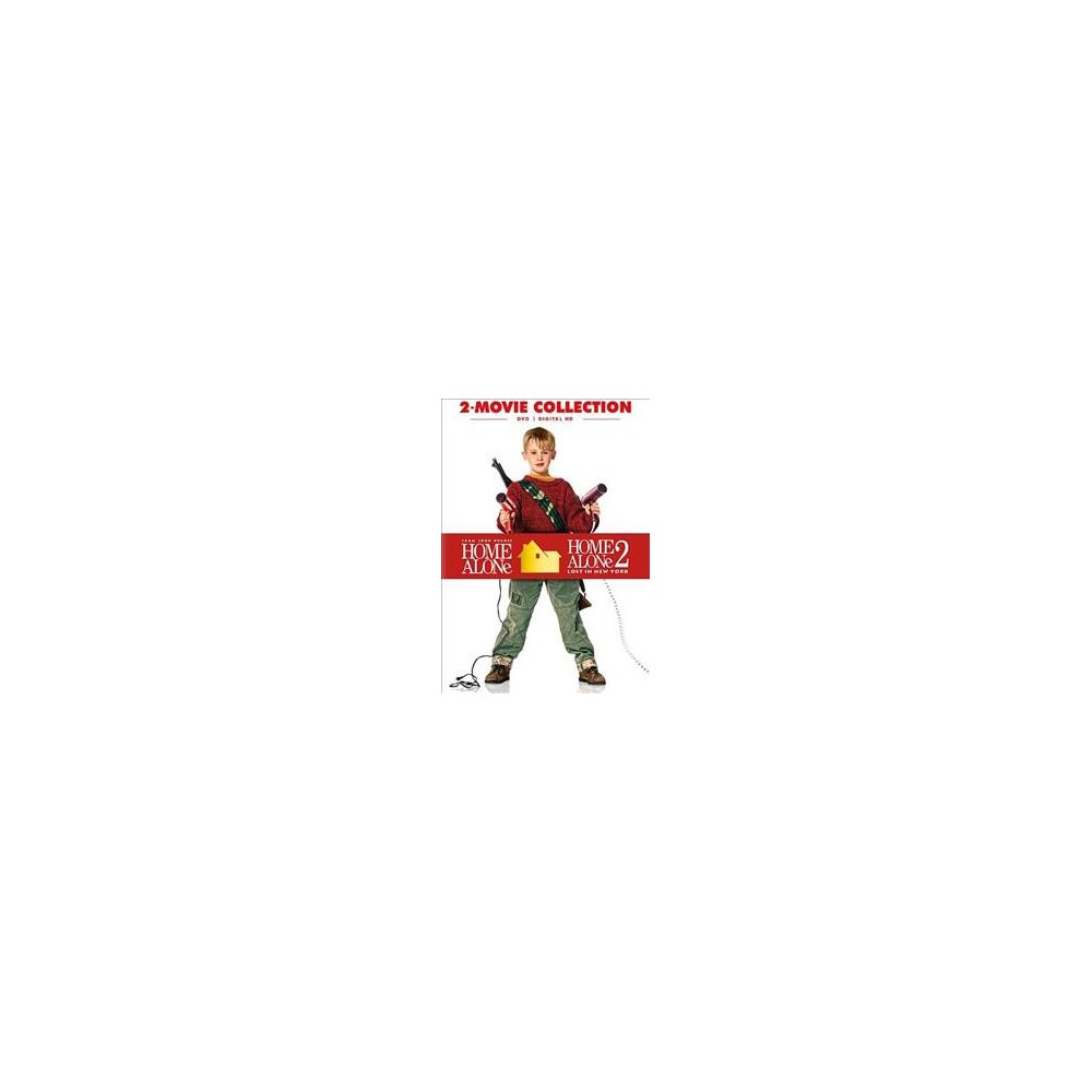 Home Alone 2 Movie Collection (Dvd)
