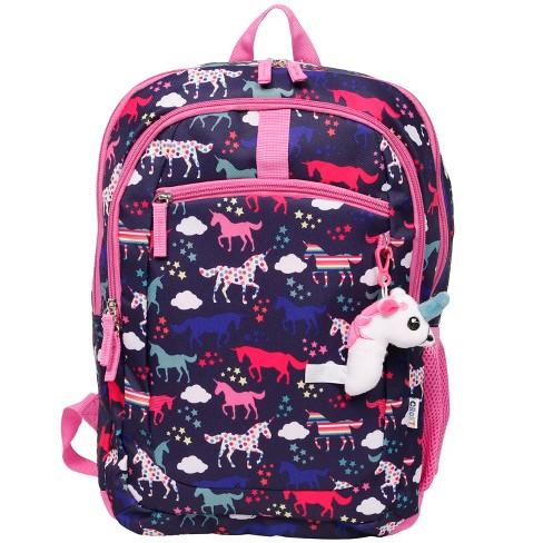 Crckt 16 5 Unicorn Print Kids Backpack Target