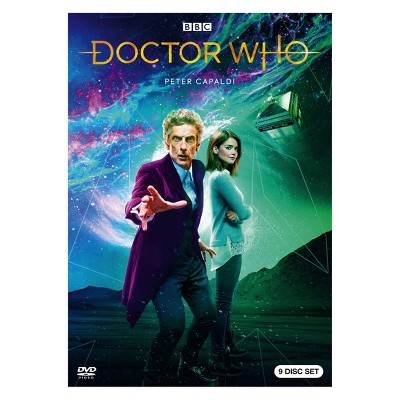Doctor Who S8-10 (DVD)