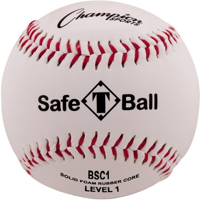 Champion Soft Compression Level 1 Baseballs, pk of 12