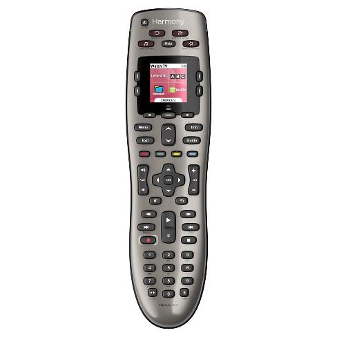Harmony 650 Remote - Silver (915-000159)