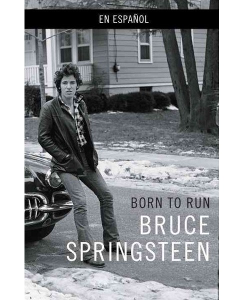 Born to Run (Paperback) (Bruce Springsteen) - image 1 of 1