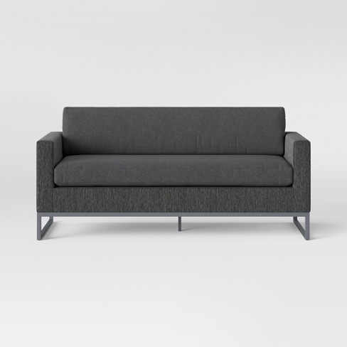 Howell Patio Sofa Charcoal - Project 62™